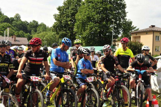 maraton rowerowy 4 631x420 - Święto cyklistów w Komańczy