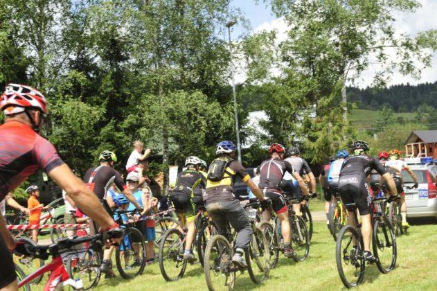 maraton rowerowy 5 631x420 - Święto cyklistów w Komańczy