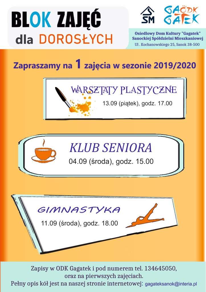 plakat blok dla DOROSŁYCH JPG - Tygodnik Sanocki