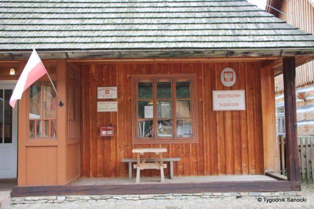 poczta skansen 12 1 630x420 - Muzeum Budownictwa Ludowego Ambasadorem Wschodu i z Certyfikatem Polskiej Organizacji Turystycznej