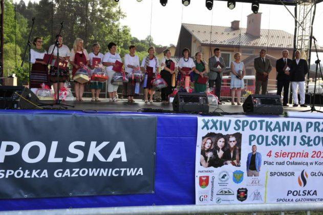 spotkania przygraniczne 10 631x420 - Na wesoło,  regionalnie i smacznie podczas XXIV Spotkań Przygranicznych Polski i Słowacji