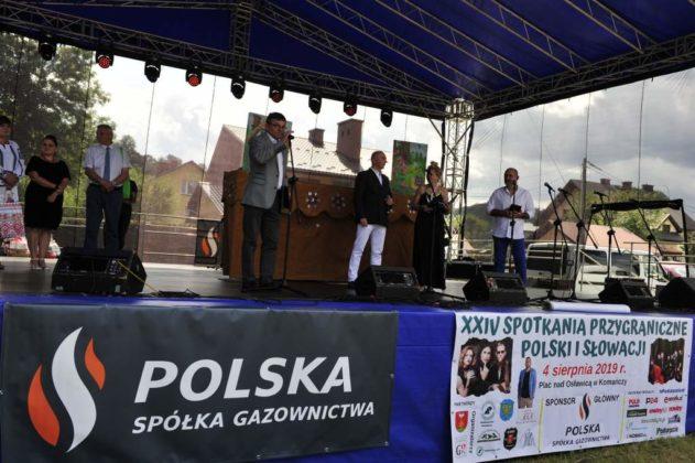 spotkania przygraniczne 5 631x420 - Na wesoło,  regionalnie i smacznie podczas XXIV Spotkań Przygranicznych Polski i Słowacji