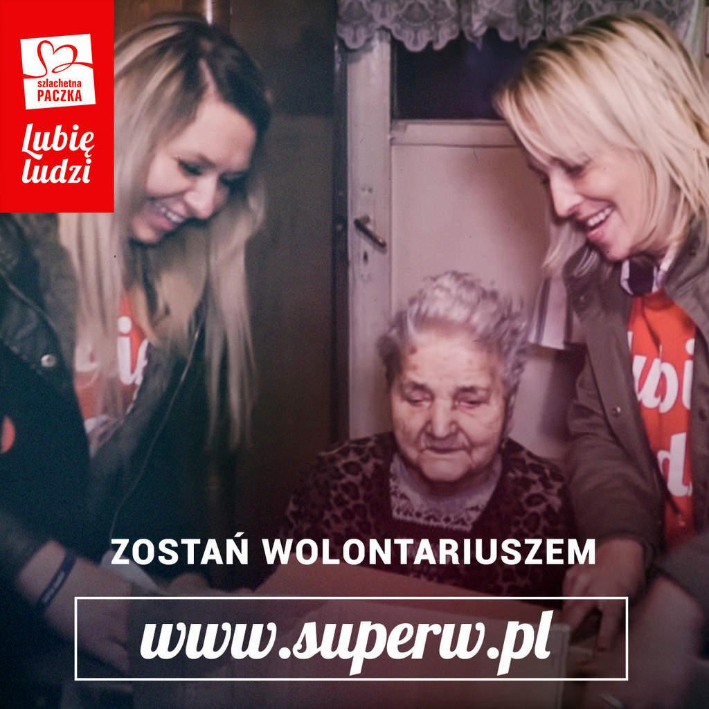 superw SZP 9 w - Zostań Wolontariuszem Paczki i Akademii!