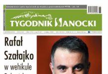 """Dziś nowy numer """"Tygodnika Sanockiego"""""""