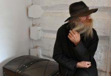 W domu żydowskim