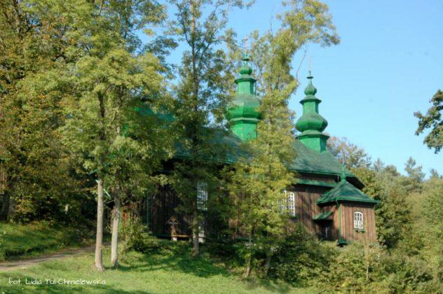 Szczawne cerkiew bez elektryczności 1 632x420 - Szczawne - cerkiew bez elektryczności