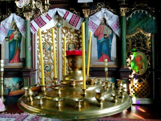 Szczawne cerkiew bez elektryczności 27 560x420 - Szczawne - cerkiew bez elektryczności
