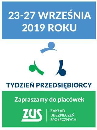 banner 320x430 - Tydzień Przedsiębiorcy w ZUS – rusza rejestracja na bezpłatne seminaria na Podkarpaciu