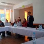 Konwent wójtów i burmistrzów Powiatu Sanockiego