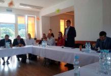 Konwent wójtów iburmistrzów Powiatu Sanockiego