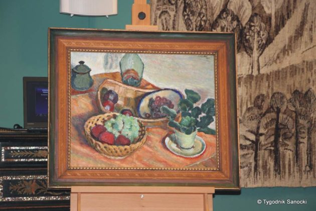 kątscy portal 630x420 - Związek Rodu Kątskich przekazał obraz Stefana Kątskiego w darze dla Muzeum Historycznego w Sanoku