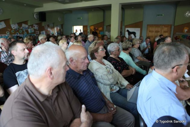 spotkanie z burmistrzem wójtostwo 36 630x420 - Spotkanie burmistrza z mieszkańcami Wójtostwa