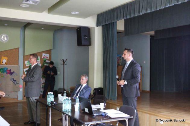 spotkanie z burmistrzem wójtostwo 38 630x420 - Spotkanie burmistrza z mieszkańcami Wójtostwa