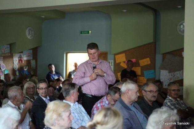 spotkanie z burmistrzem wójtostwo 44 630x420 - Spotkanie burmistrza z mieszkańcami Wójtostwa