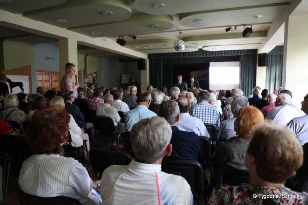 spotkanie z burmistrzem wójtostwo 55 630x420 - Spotkanie burmistrza z mieszkańcami Wójtostwa