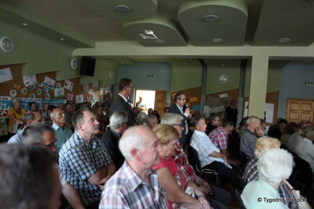 spotkanie z burmistrzem wójtostwo 58 630x420 - Spotkanie burmistrza z mieszkańcami Wójtostwa
