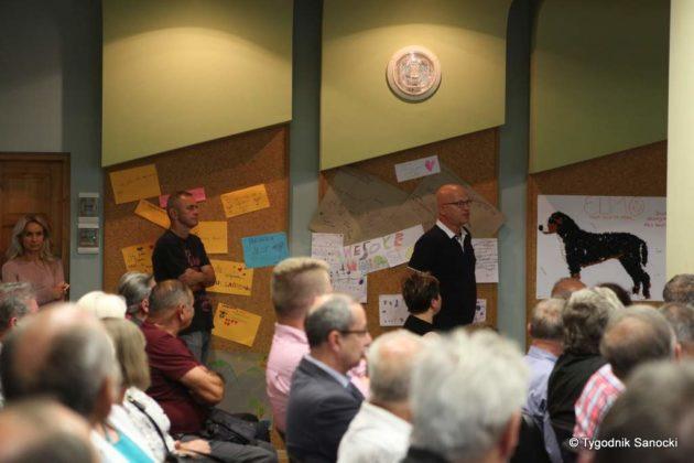 spotkanie z burmistrzem wójtostwo 85 630x420 - Spotkanie burmistrza z mieszkańcami Wójtostwa