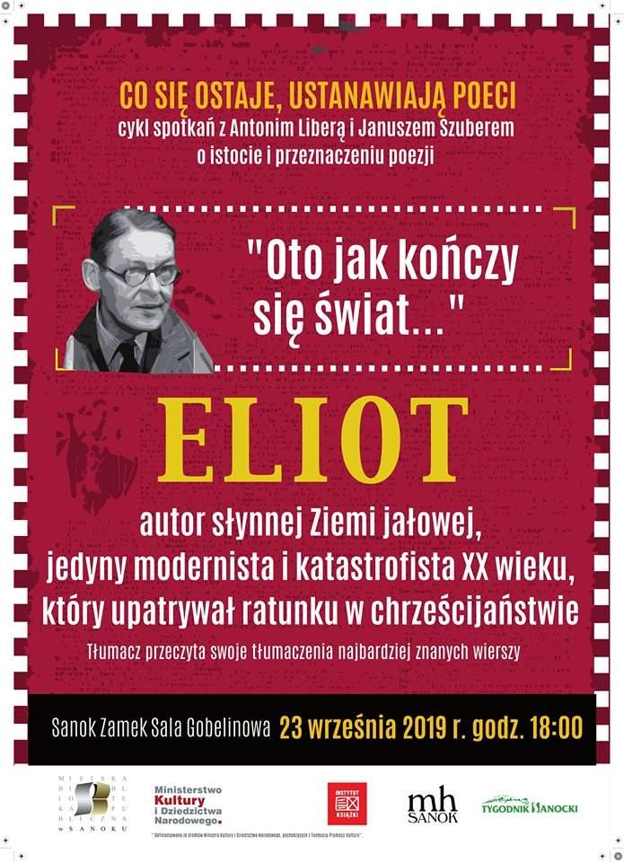 Spotkanie z Januszem Szuberem i Antonim Liberą