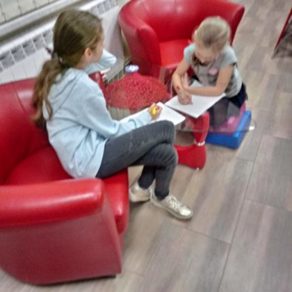 więto bibliotek i czytania w Pisarowcach 16 420x420 - Święto bibliotek i czytania w Pisarowcach