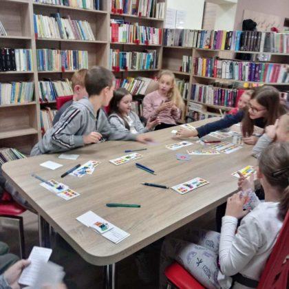 więto bibliotek i czytania w Pisarowcach 3 420x420 - Święto bibliotek i czytania w Pisarowcach