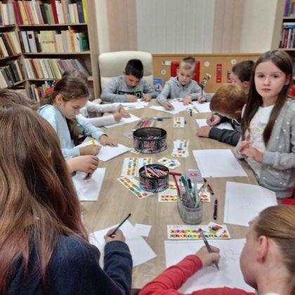 więto bibliotek i czytania w Pisarowcach 6 420x420 - Święto bibliotek i czytania w Pisarowcach