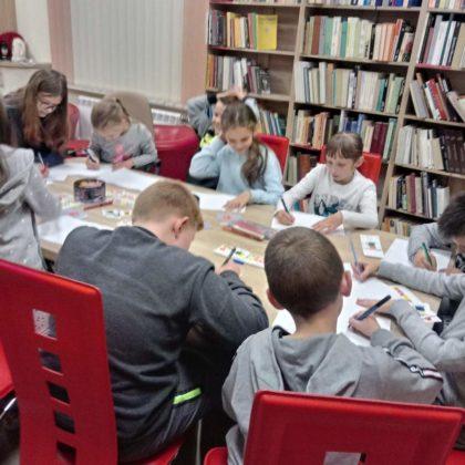 więto bibliotek i czytania w Pisarowcach 7 420x420 - Święto bibliotek i czytania w Pisarowcach