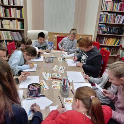 więto bibliotek i czytania w Pisarowcach 8 420x420 - Święto bibliotek i czytania w Pisarowcach