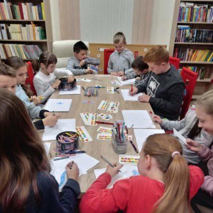 więto bibliotek i czytania w Pisarowcach 9 420x420 - Święto bibliotek i czytania w Pisarowcach