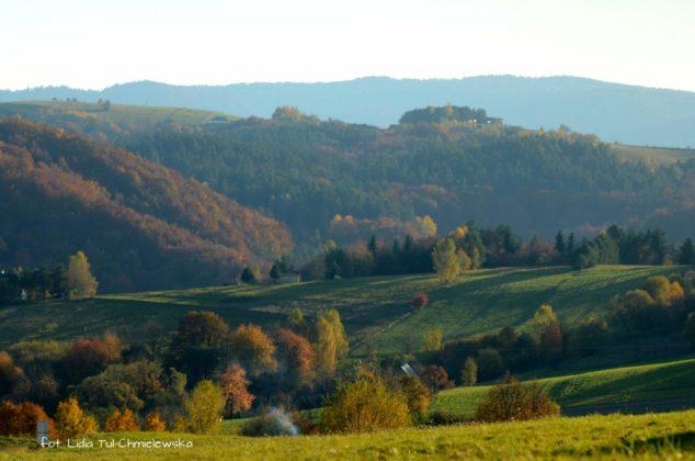 wiatłocienie jesieni 634x420 - Jesień w Bieszczadach - fotogaleria
