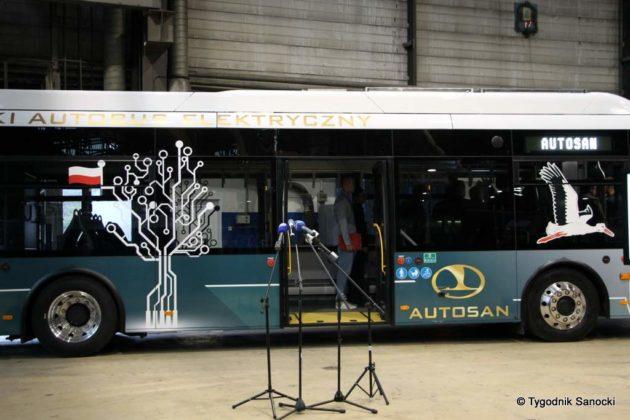 Autosan stawia na autobusy elektryczne 1 630x420 - Autosan stawia na autobusy elektryczne