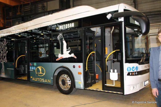 Autosan stawia na autobusy elektryczne