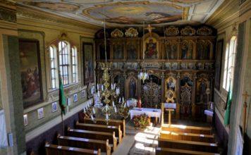 Dobra Szlachecka dawna cerkiew greko-katolicka