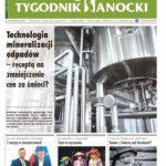 """Technologia mineralizacji odpadów - szansą na niższe ceny za śmieci - o tym w nowym """"Tygodniku"""""""
