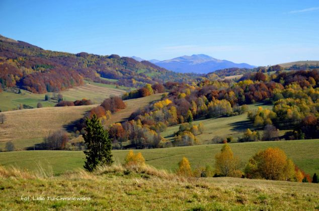 Po prostu Bieszczady 634x420 - Jesień w Bieszczadach - fotogaleria
