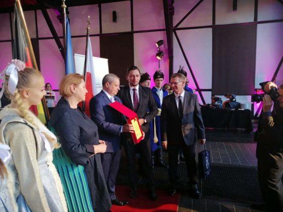 Z wizytą w Krakowie 10 560x420 - Sanoczanie gośćmi Konsula Generalnego Niemiec