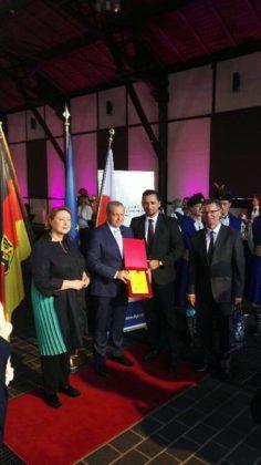 Z wizytą w Krakowie 11 236x420 - Sanoczanie gośćmi Konsula Generalnego Niemiec