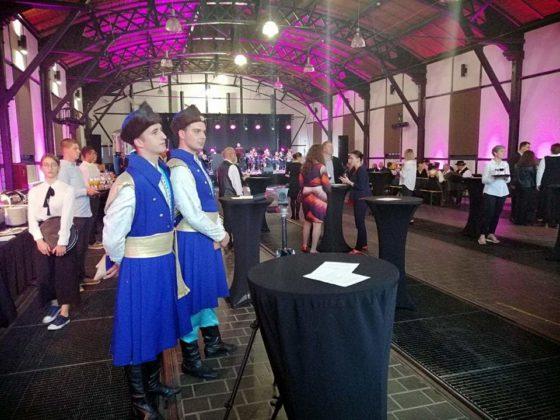 Z wizytą w Krakowie 3 560x420 - Sanoczanie gośćmi Konsula Generalnego Niemiec