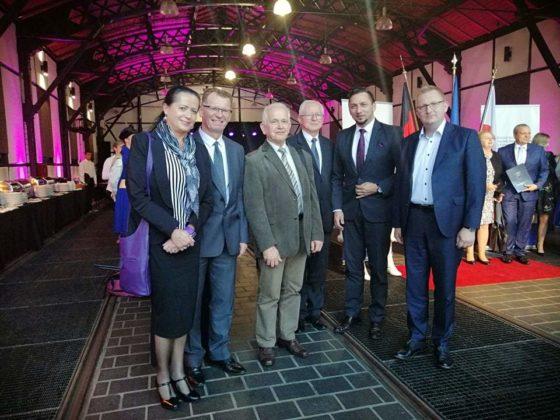 Z wizytą w Krakowie 5 560x420 - Sanoczanie gośćmi Konsula Generalnego Niemiec