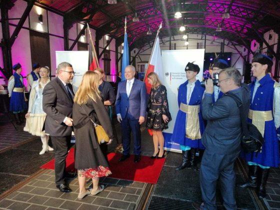 Z wizytą w Krakowie 8 560x420 - Sanoczanie gośćmi Konsula Generalnego Niemiec