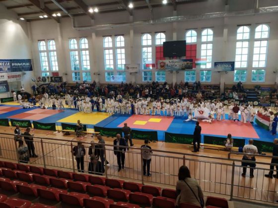 Zawody IX World Judo Day Cup 2019 Pantera Sanok 4 560x420 - Zawody IX World Judo Day Cup 2019 Pantera Sanok