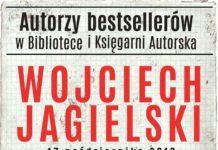 Spotkanie zWojciechem Jagielskim - zaproszenie