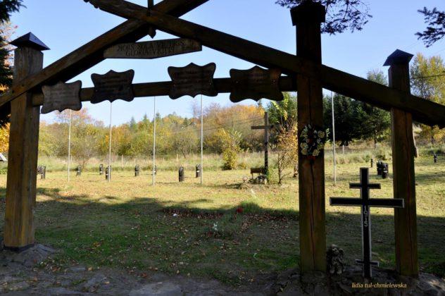 cmentarz lesko 2 632x420 - Cmentarz wojskowy w Lesku