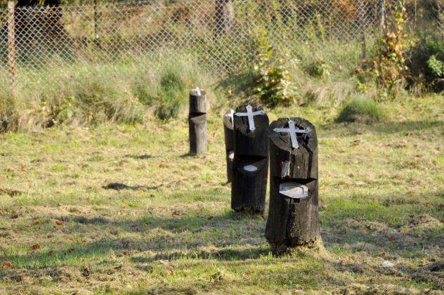 cmentarz lesko 3 632x420 - Cmentarz wojskowy w Lesku