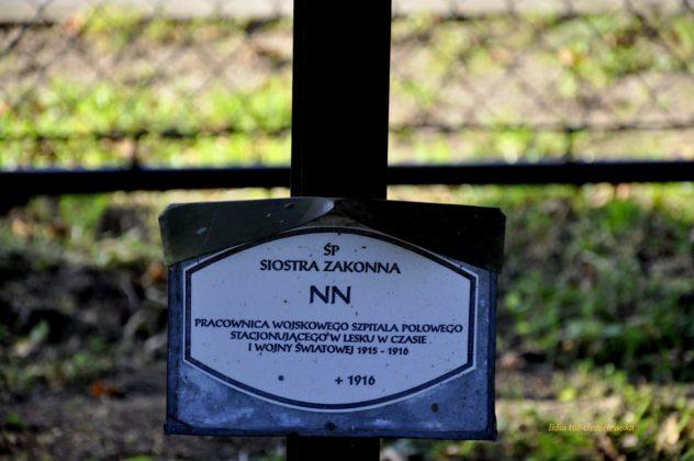cmentarz lesko 8 632x420 - Cmentarz wojskowy w Lesku