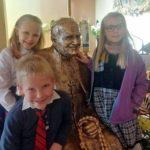 Spotkanie najmłodszych z Janem Pawłem II
