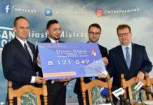 Ponad 8 milionów złotych dla Sanoka