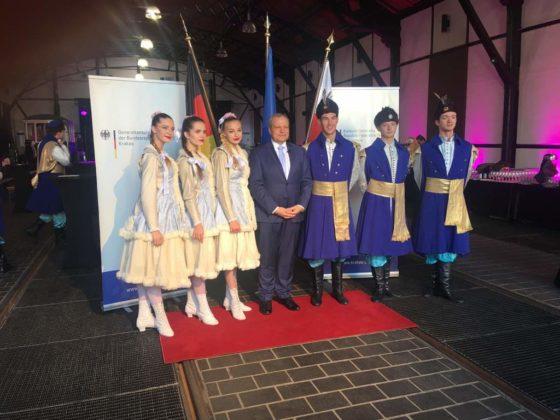 krakow 4 560x420 - Sanoczanie gośćmi Konsula Generalnego Niemiec