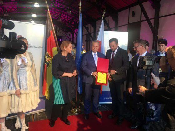 krakow 5 560x420 - Sanoczanie gośćmi Konsula Generalnego Niemiec