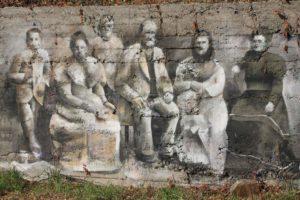 murale Andrejkow 2 300x200 - Ślady historii namuralach