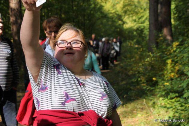 otaczarnia 11 630x420 - Otaczarnia – jesienna wyprawa podopiecznych Sanockiego Stowarzyszenia na Rzecz Osób Niepełnosprawnych Intelektualnie